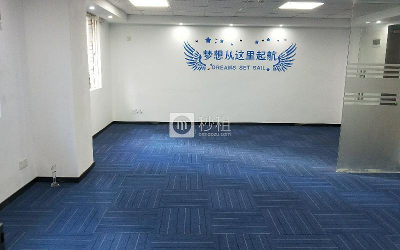 广发大厦写字楼出租124平米精装办公室65元/m².月