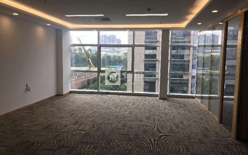 惠恒大厦写字楼出租232平米精装办公室115元/m².月