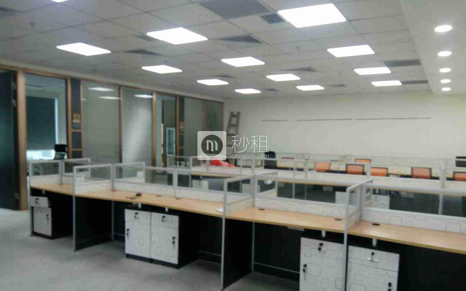 华润城大冲商务中心写字楼出租538平米精装办公室165元/m².月