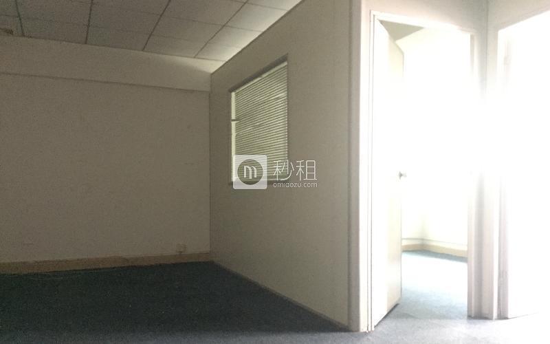 华源商务中心写字楼出租74平米简装办公室50元/m².月