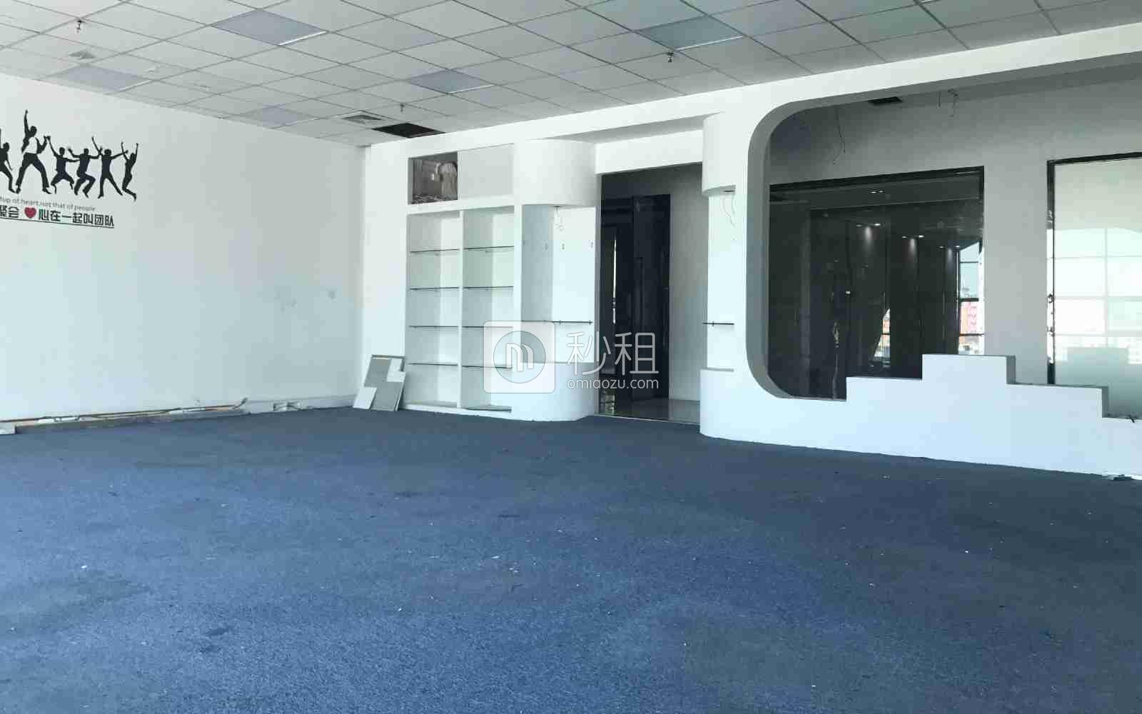 广兴源互联网创意园写字楼出租190平米简装办公室75元/m².月