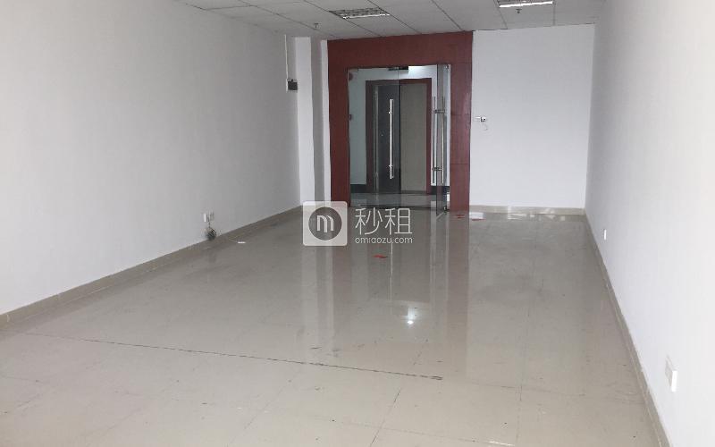 华丰国际商务大厦写字楼出租71平米豪装办公室74元/m².月