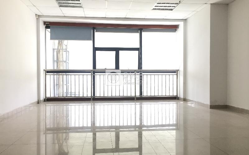 华丰国际商务大厦写字楼出租90平米简装办公室74元/m².月