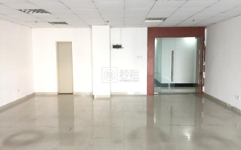 华丰润商业大厦 写字楼出租169平米简装办公室75元/m².月