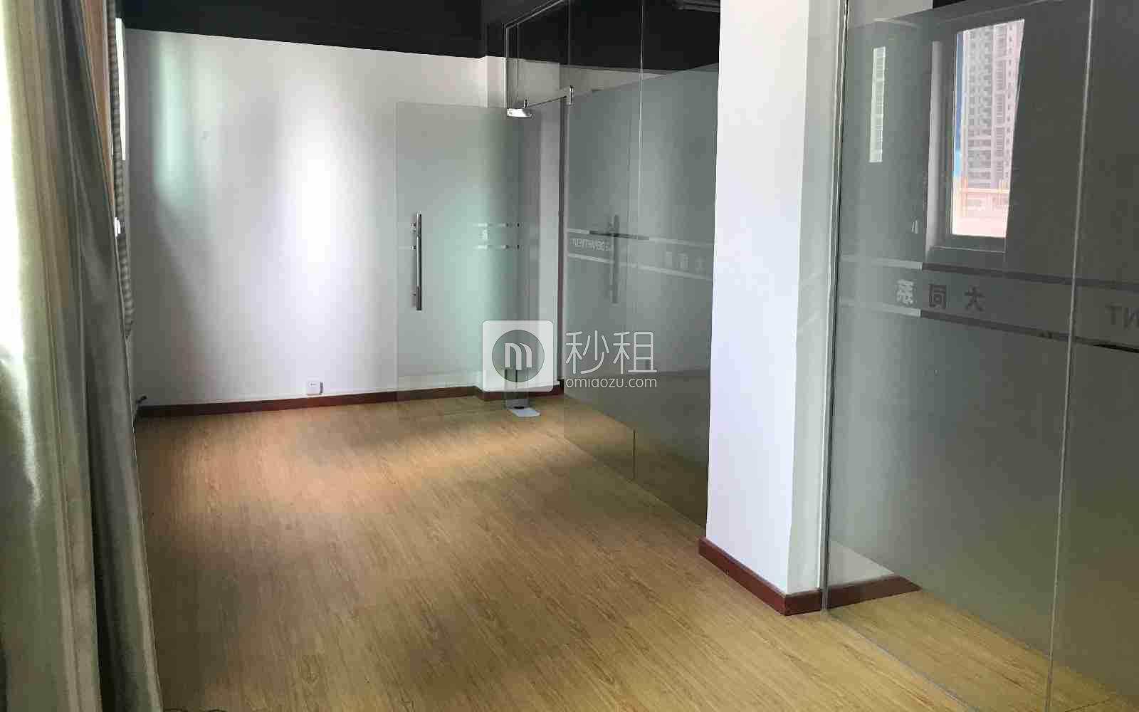广兴源互联网创意园写字楼出租99.4平米简装办公室65元/m².月
