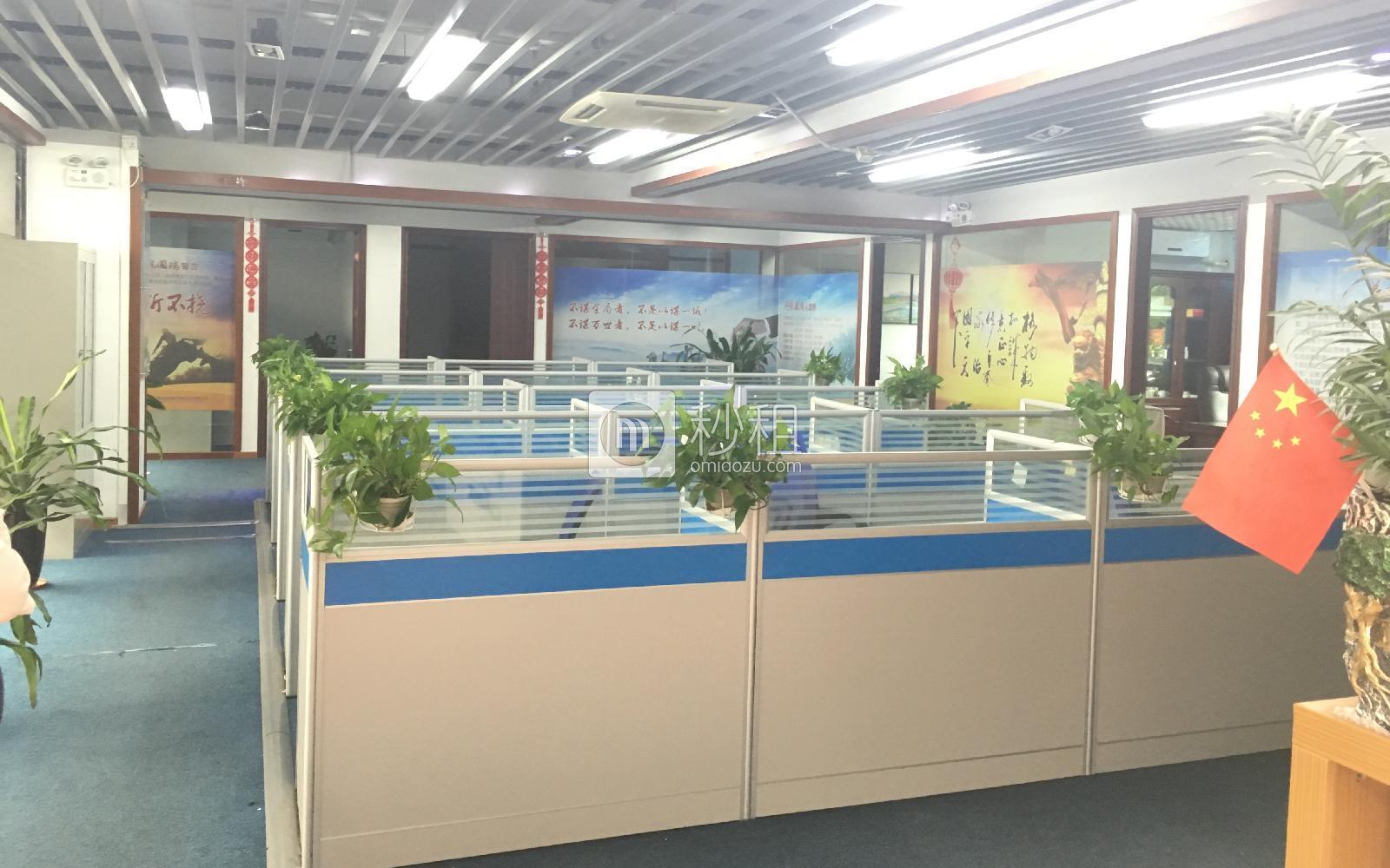 优品文化创意园写字楼出租526平米精装办公室75元/m².月