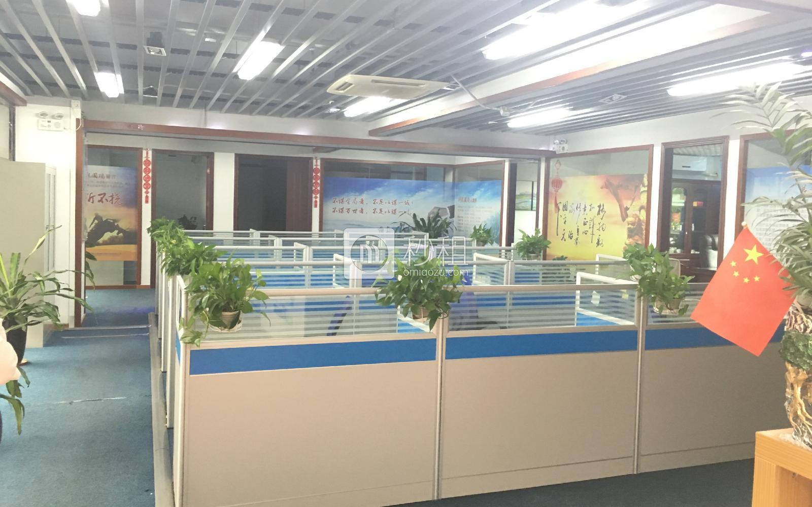优品文化创意园写字楼出租228平米精装办公室80元/m².月