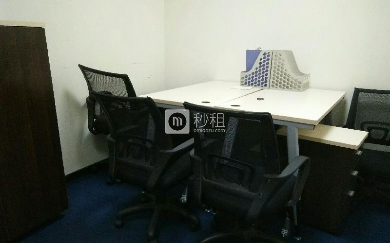 财富港国际中心写字楼出租20平米精装办公室3500元/月
