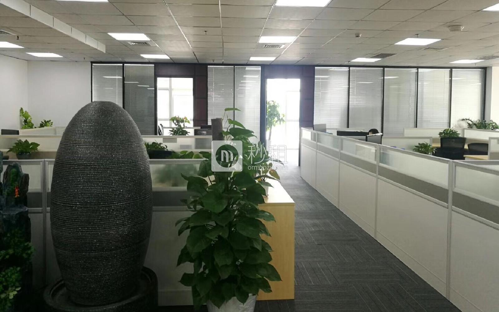 福光智谷写字楼出租283平米精装办公室110元/m².月