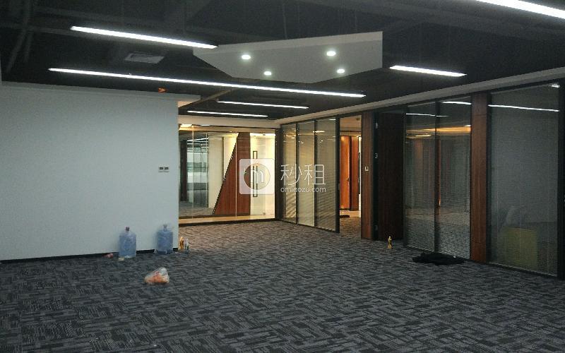 德维森大厦写字楼出租371平米豪装办公室78元/m².月