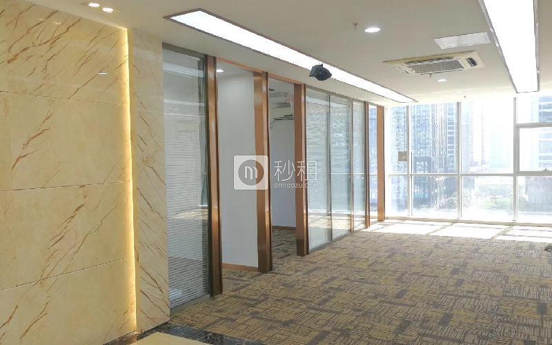 凤凰城大厦写字楼出租172平米豪装办公室188元/m².月
