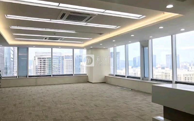 时代财富大厦写字楼出租720平米精装办公室218元/m².月