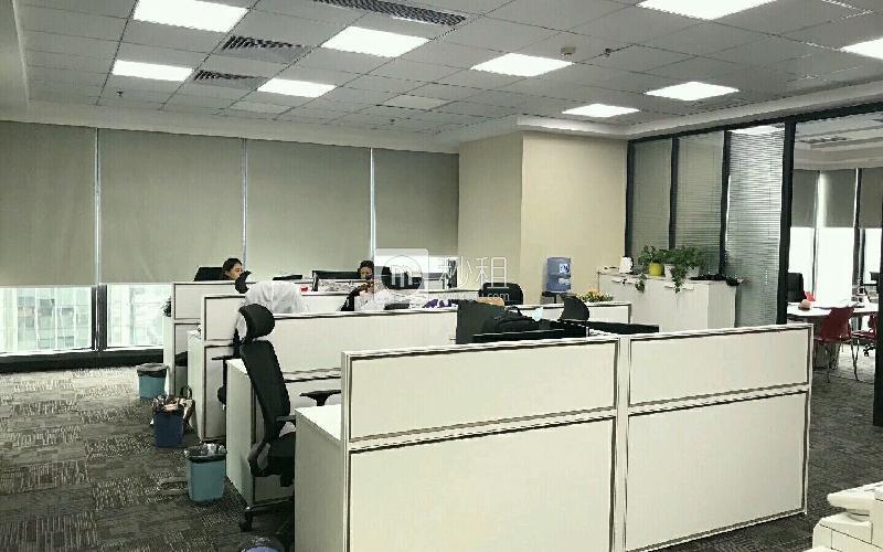诺德金融中心写字楼出租319平米豪装办公室198元/m².月