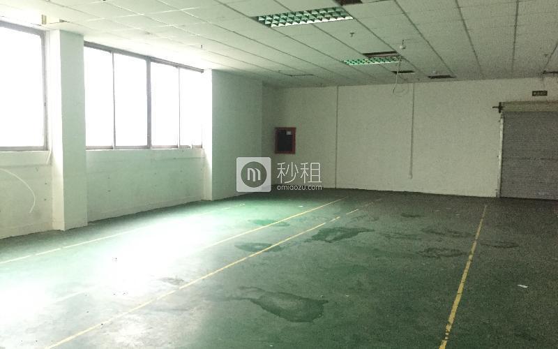 广兴源宝安互联网产业基地A区写字楼出租312平米简装办公室55元/m².月