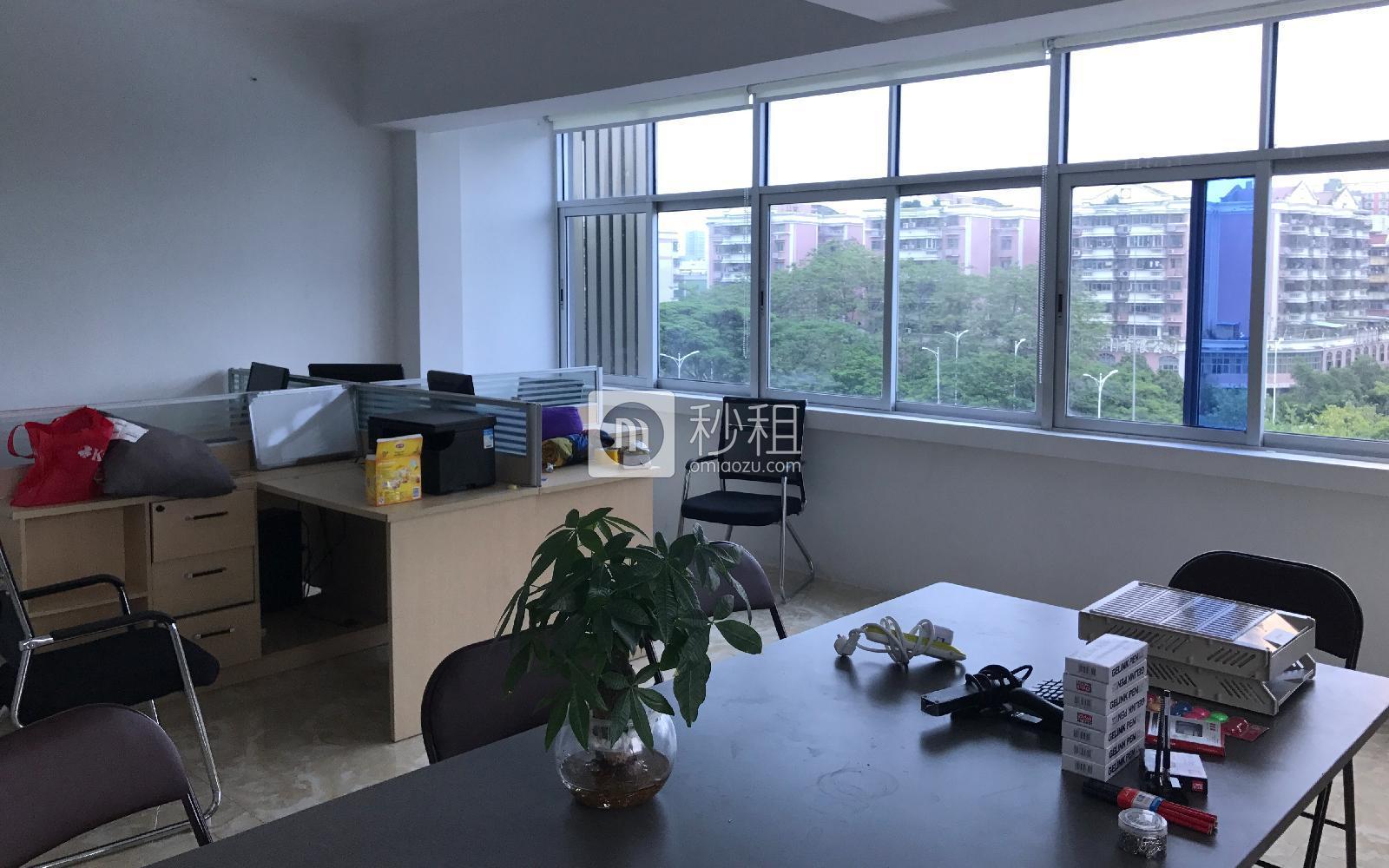 广安大厦写字楼出租60平米精装办公室80元/m².月