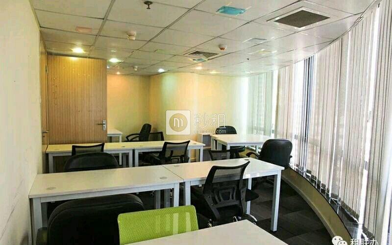 天安国际大厦-启富商务中心写字楼出租35平米豪装办公室200元/m².月