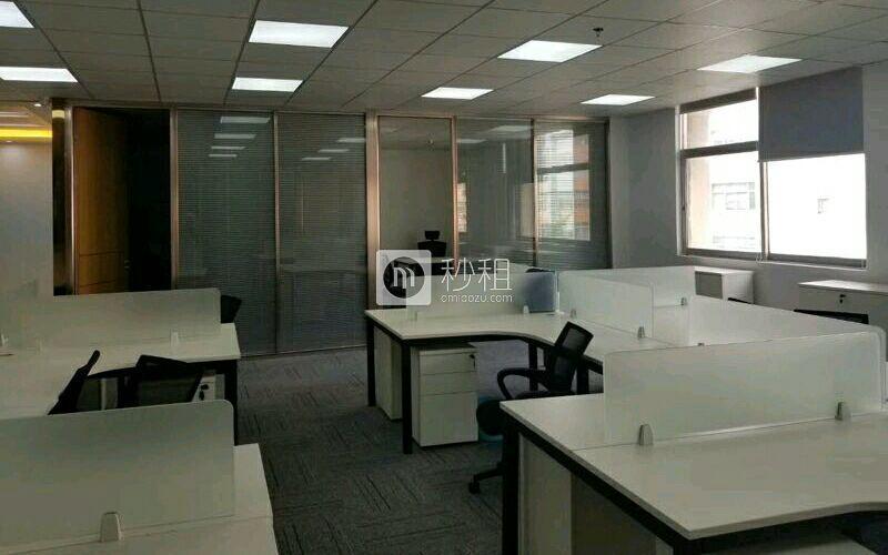金地工业区141栋写字楼出租308平米豪装办公室75元/m².月