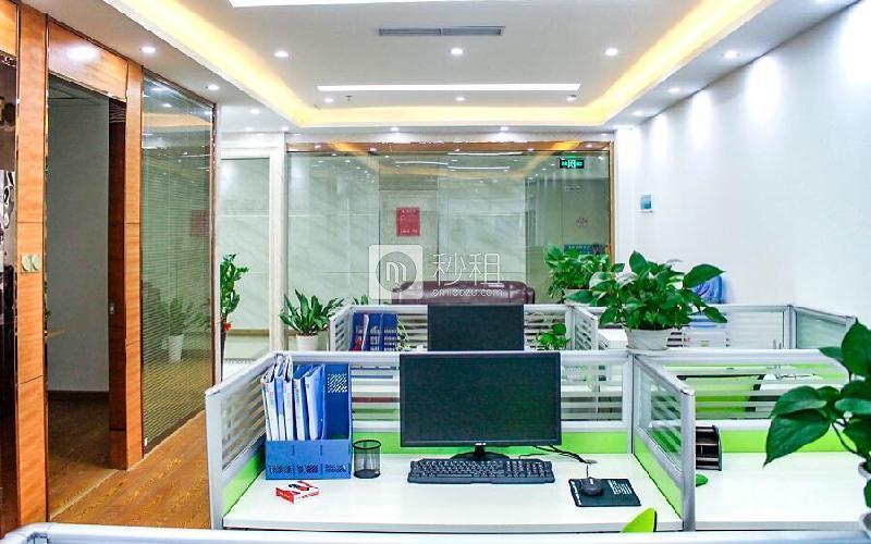 华润大厦写字楼出租310平米豪装办公室178元/m².月