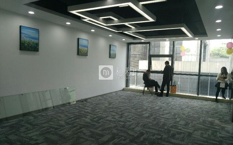 凯达尔集团中心大厦写字楼出租149平米精装办公室120元/m².月