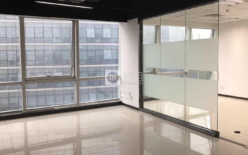 南山智园写字楼出租260平米简装办公室100元/m².月