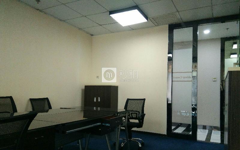 财富港国际中心-欧德威商务中心写字楼出租52平米精装办公室7000元/间.月