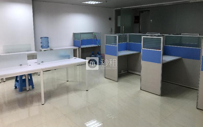 广发大厦写字楼出租74平米简装办公室50元/m².月