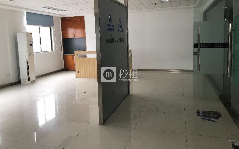 广发大厦写字楼出租140平米简装办公室50元/m².月