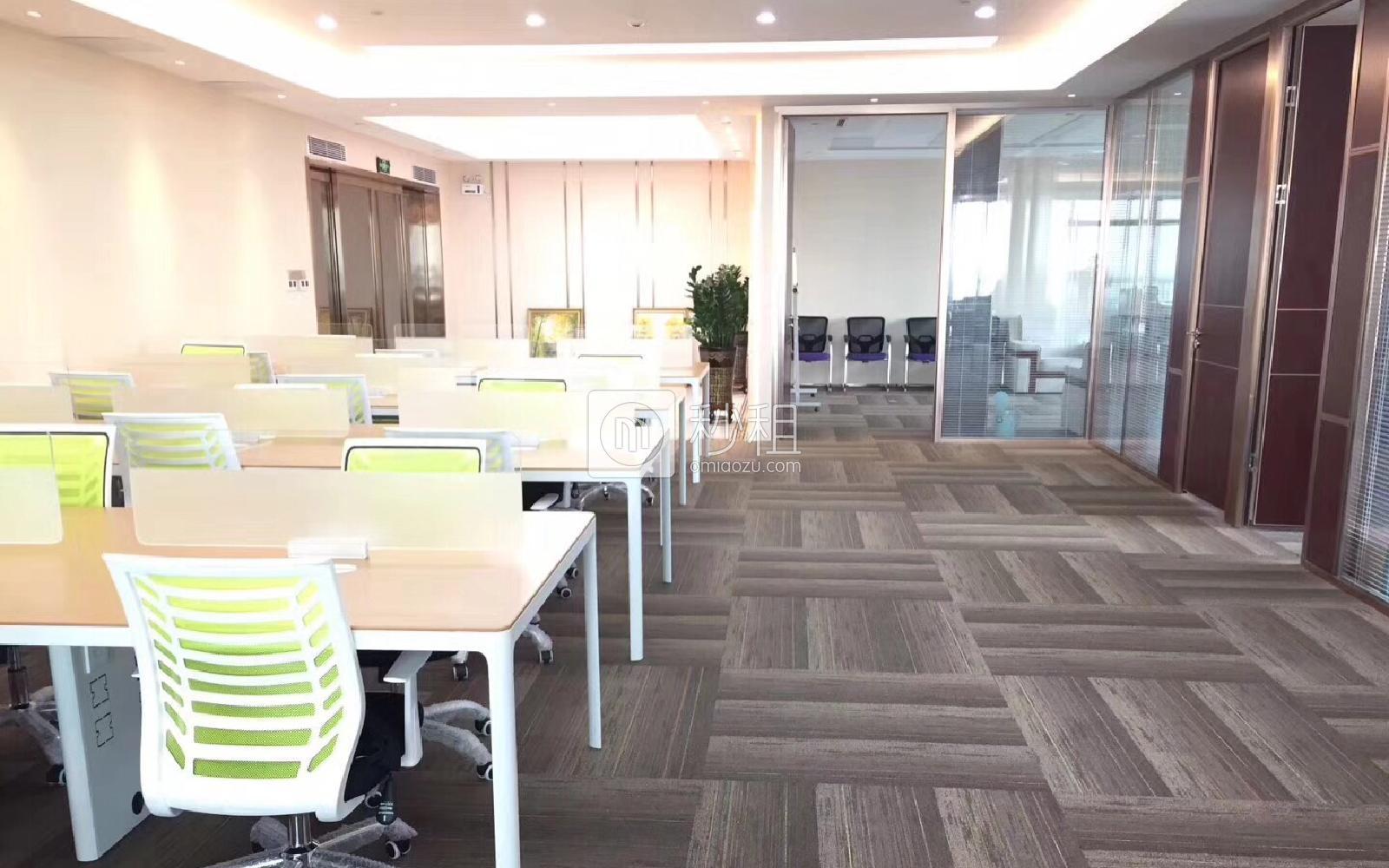 前海卓越宝中时代广场写字楼出租538平米豪装办公室168元/m².月