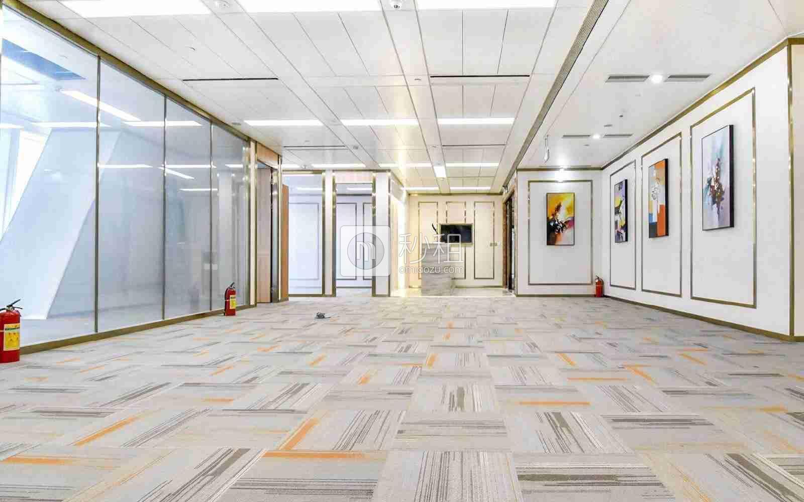 平安国际金融中心写字楼出租500平米豪装办公室550元/m².月