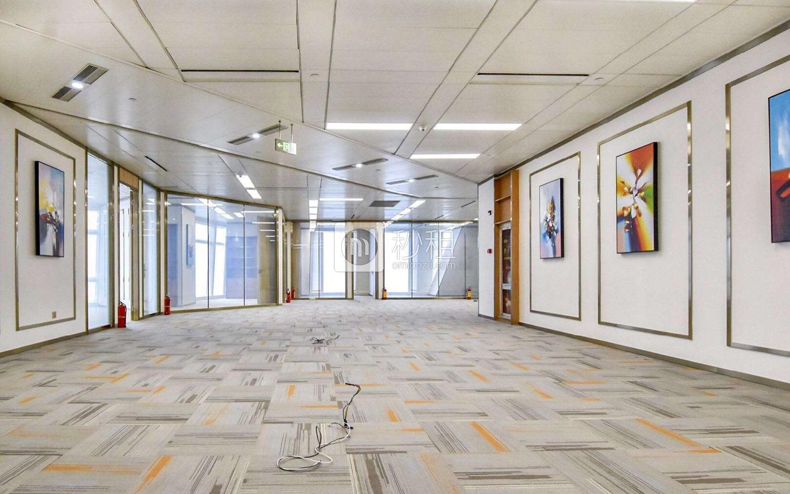 平安国际金融中心写字楼出租688平米精装办公室500元/m².月