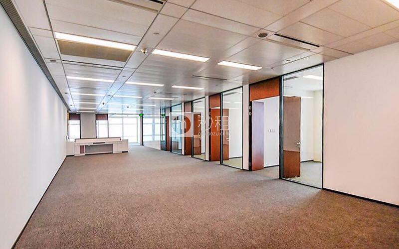 平安國際金融中心寫字樓出租1000平米豪裝辦公室400元/m2.月