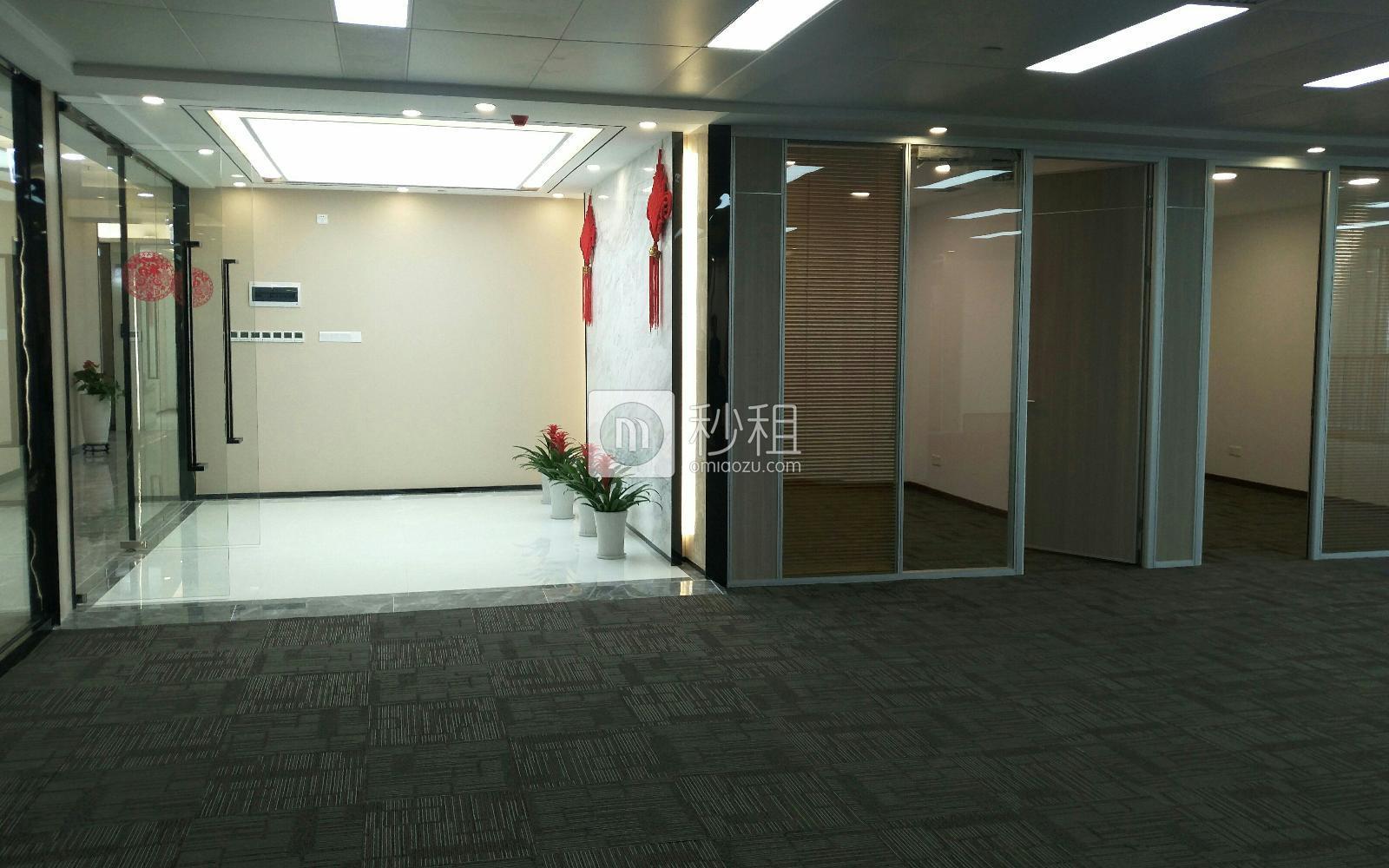 源政创业大厦写字楼出租500平米精装办公室130元/m².月