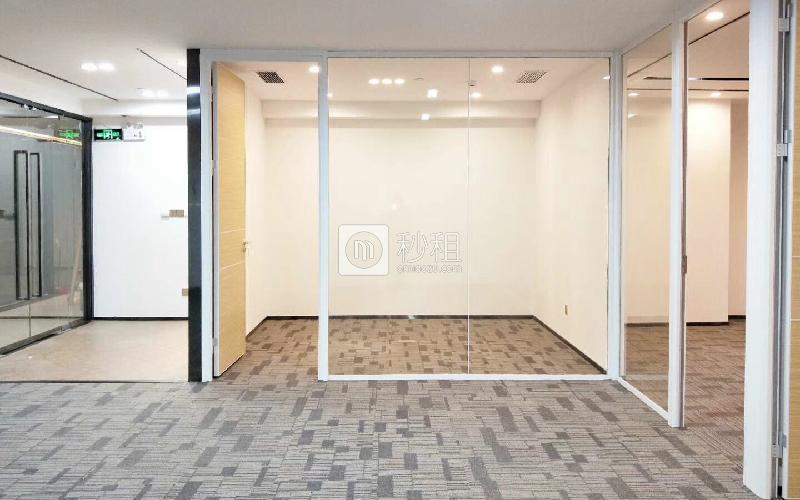 同泰时代中心写字楼出租151平米精装办公室70元/m².月
