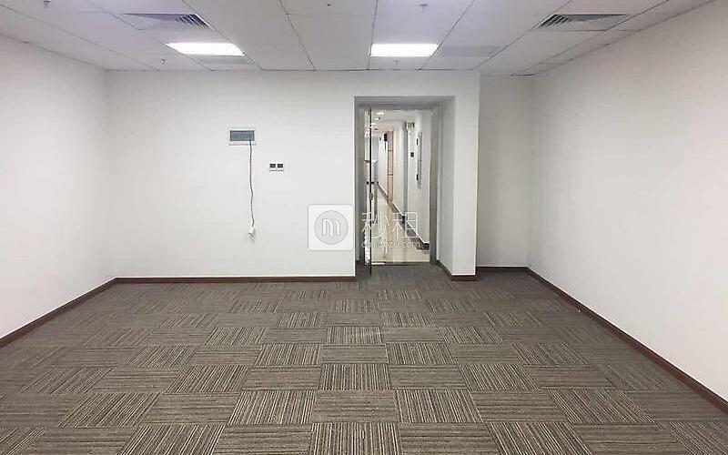 同心大厦(证券大厦)写字楼出租85平米精装办公室115元/m².月