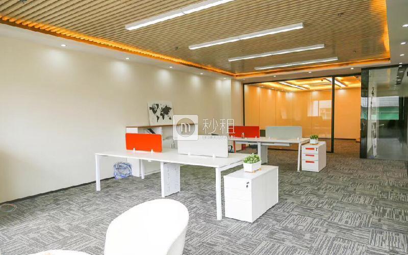 中科智宏大厦写字楼出租417平米精装办公室98元/m².月