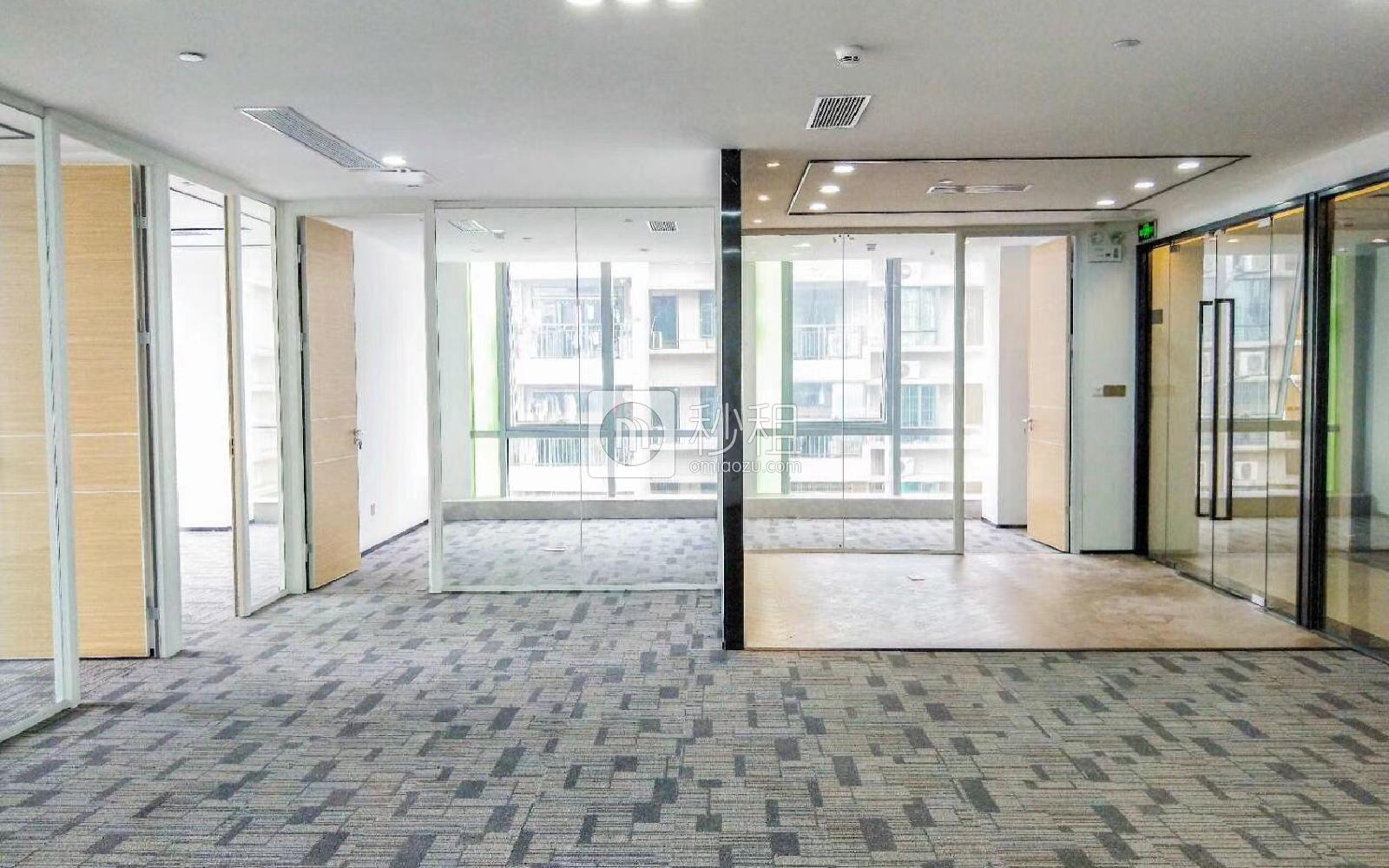 同泰时代中心写字楼出租255平米精装办公室84元/m².月