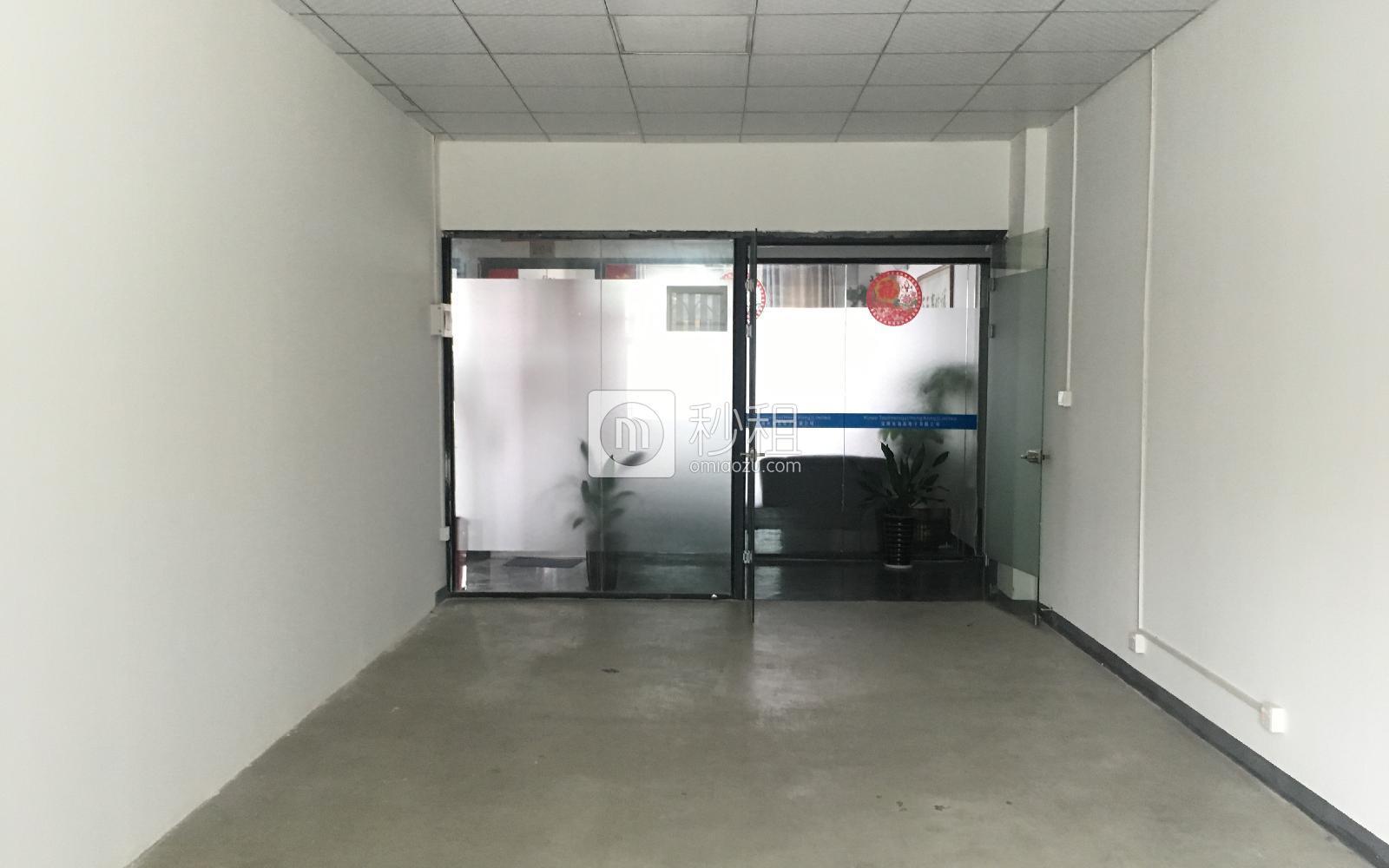 万众茶城写字楼出租75平米简装办公室40元/m².月