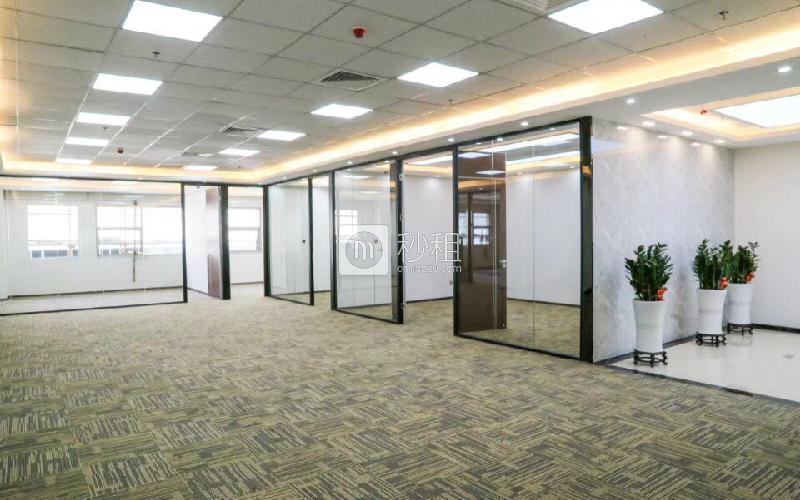 中科智宏大厦写字楼出租265平米精装办公室115元/m².月