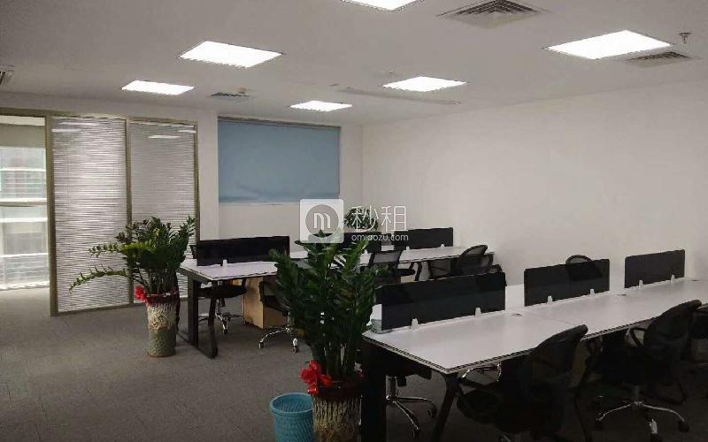阳光高尔夫大厦写字楼出租195平米精装办公室198元/m².月
