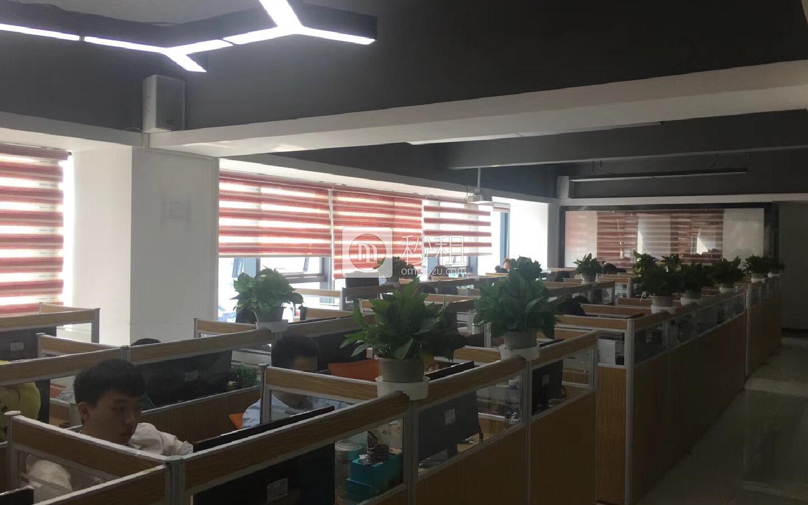 大唐时代大厦写字楼出租356平米精装办公室80元/m².月