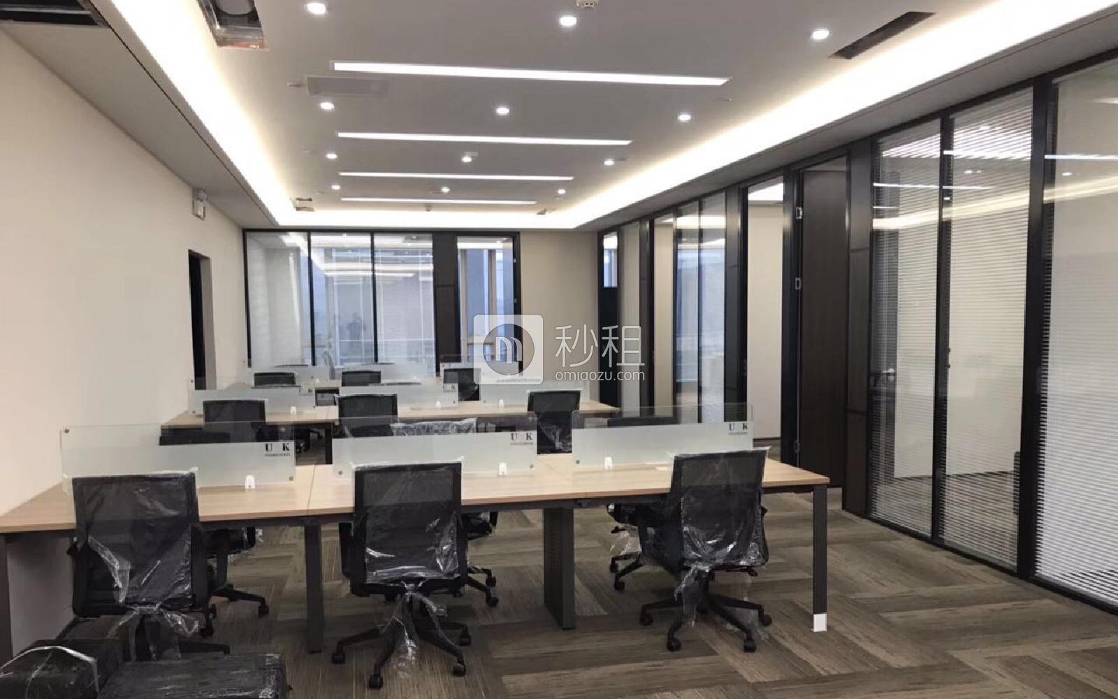 海源城写字楼出租342平米豪装办公室90元/m².月