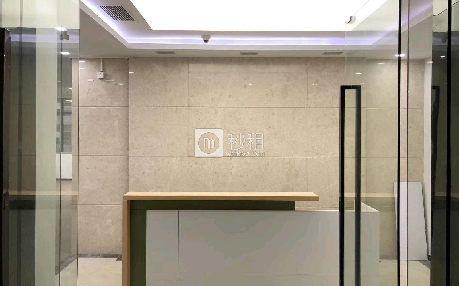 红松大厦写字楼出租290平米精装办公室155元/m².月