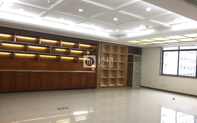 国鸿大厦写字楼出租346平米精装办公室65元/m².月