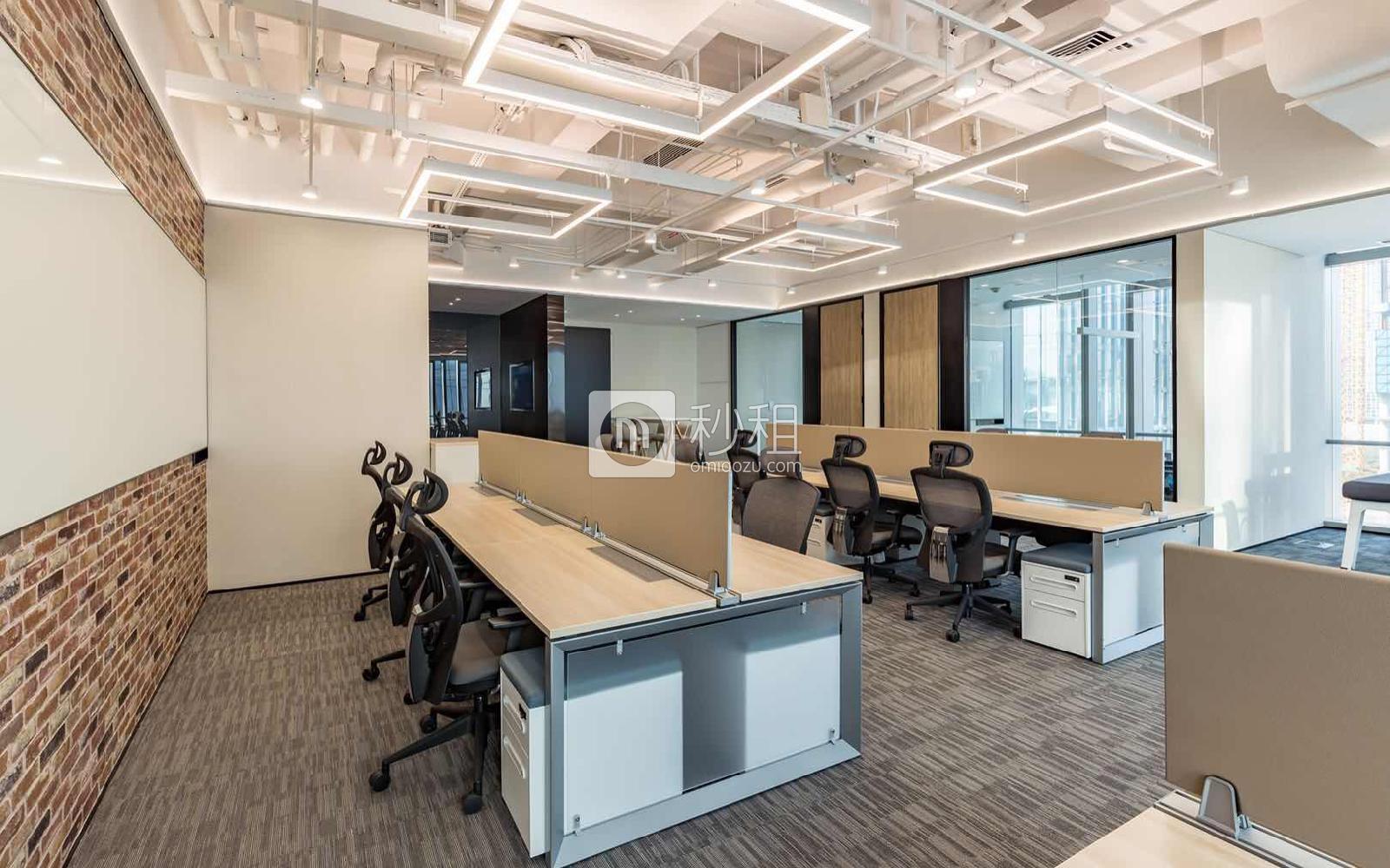 航天科技广场-ATLAS寰图写字楼出租150平米精装办公室60000元/间.月