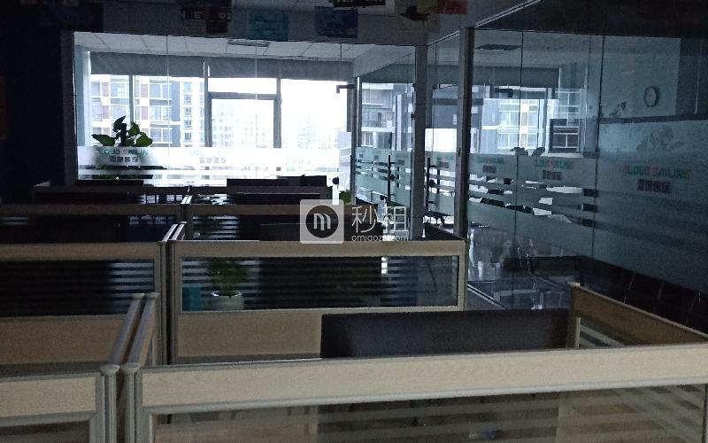 名优工业品展示采购中心写字楼出租181平米精装办公室65元/m².月