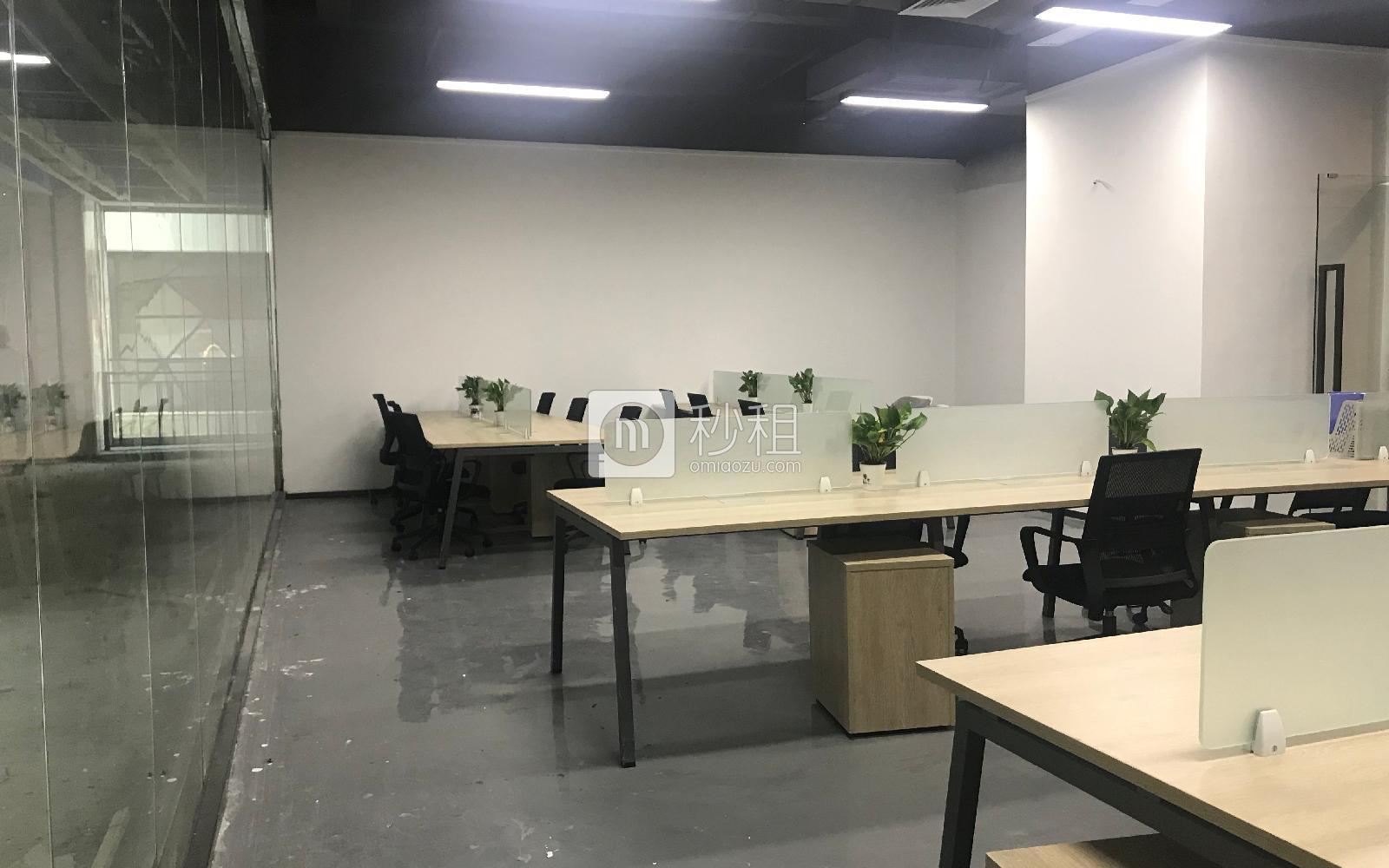 波顿科技园-万科云创·世界树互联网空间写字楼出租130平米精装办公室115元/m².月
