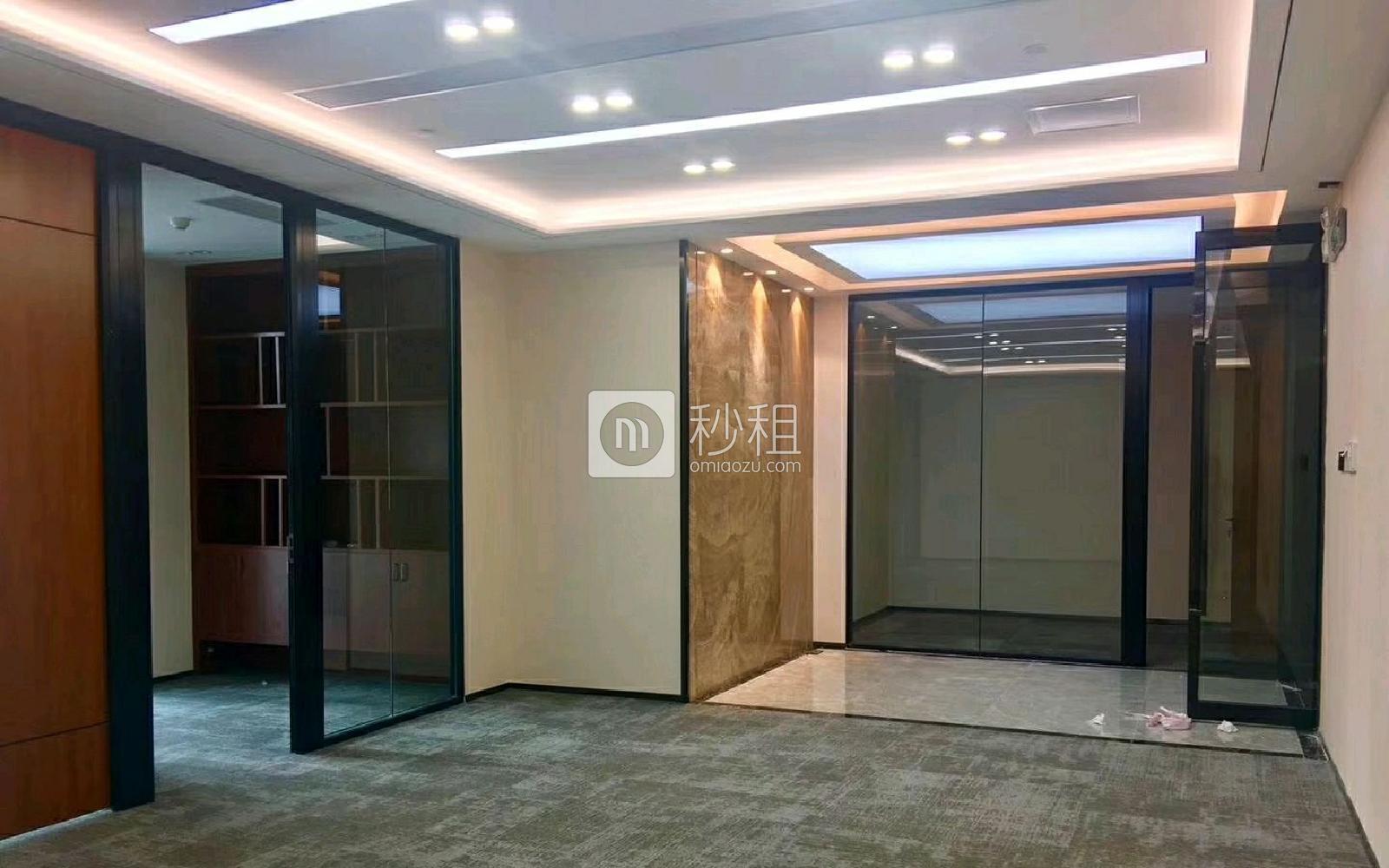 京地大厦写字楼出租156平米精装办公室216元/m².月