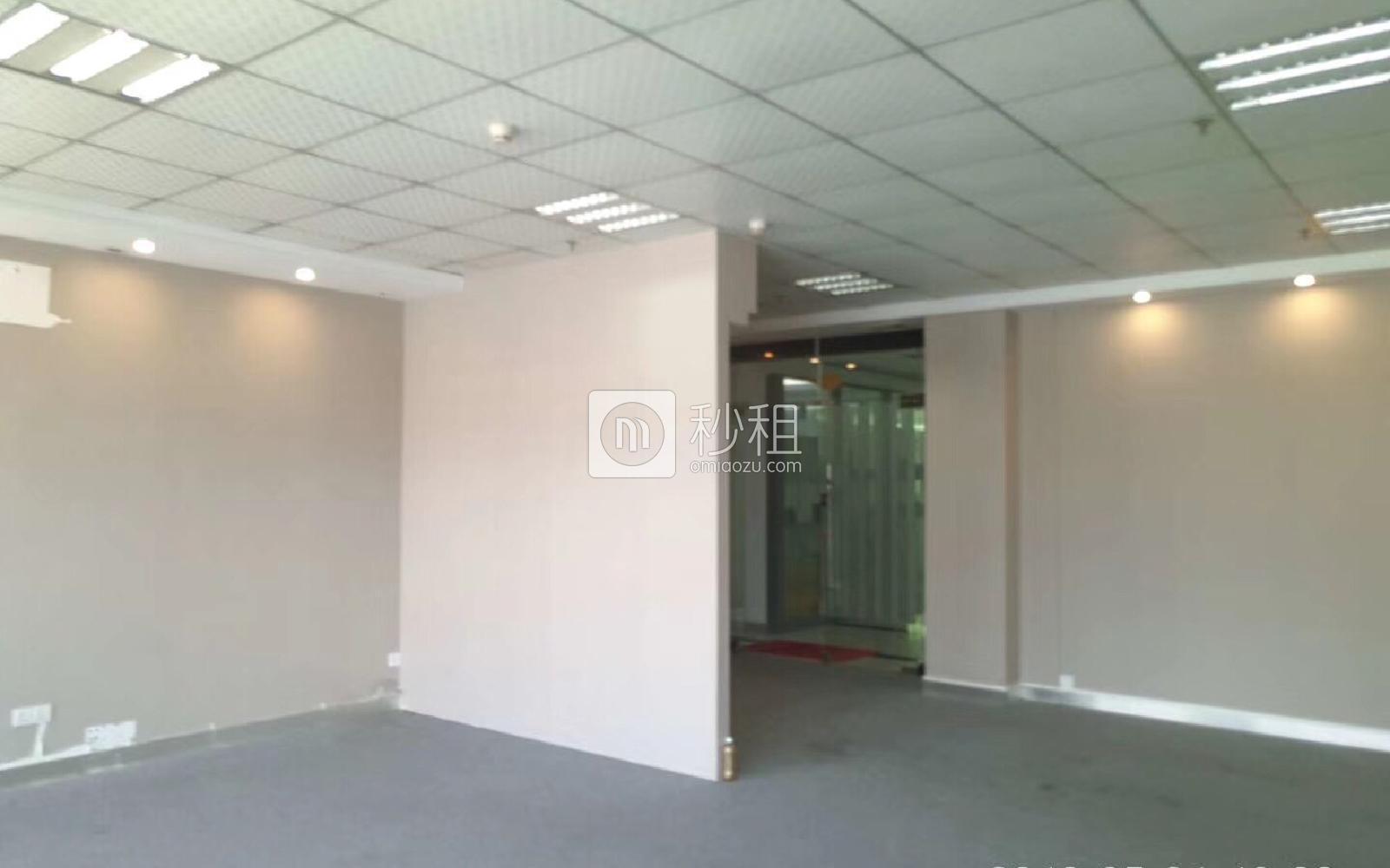 港之龙商务中心写字楼出租148平米简装办公室88元/m².月
