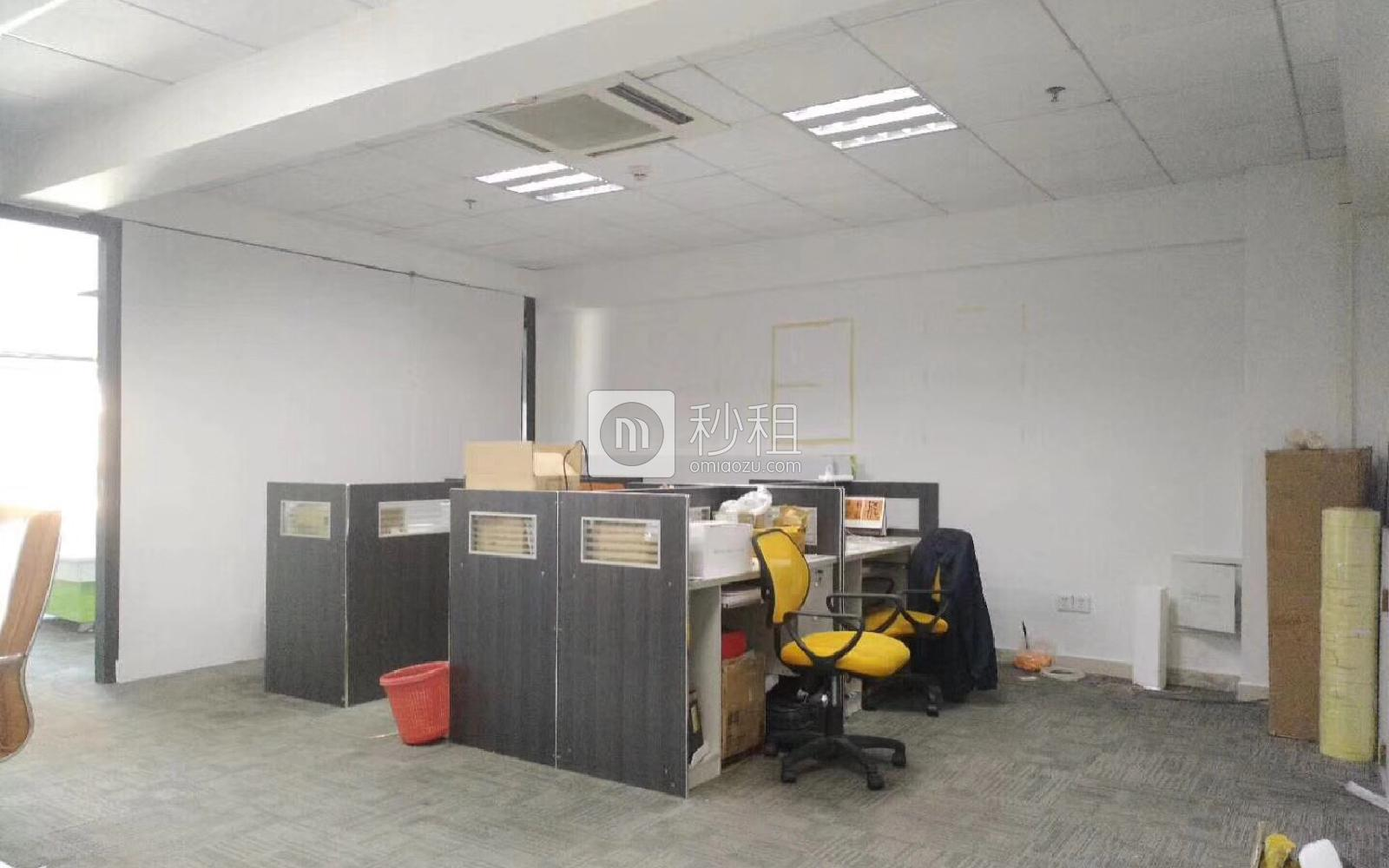 大唐时代大厦写字楼出租118平米精装办公室106元/m².月
