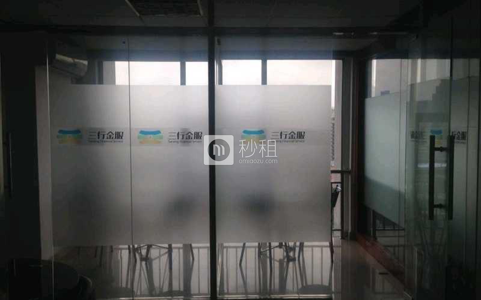 诺铂广场写字楼出租110平米简装办公室63元/m².月